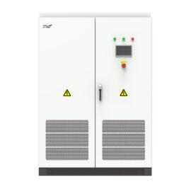 Onduleur bidirectionnel triphasé Utilisé pour des systèmes on - grid Gamme de puissance : 100 - 630 kVA