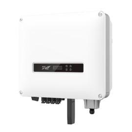 Onduleur PV String Triphasé Utilisé pour des systèmes on-grid Gamme de puissance : 36 - 60 kVA