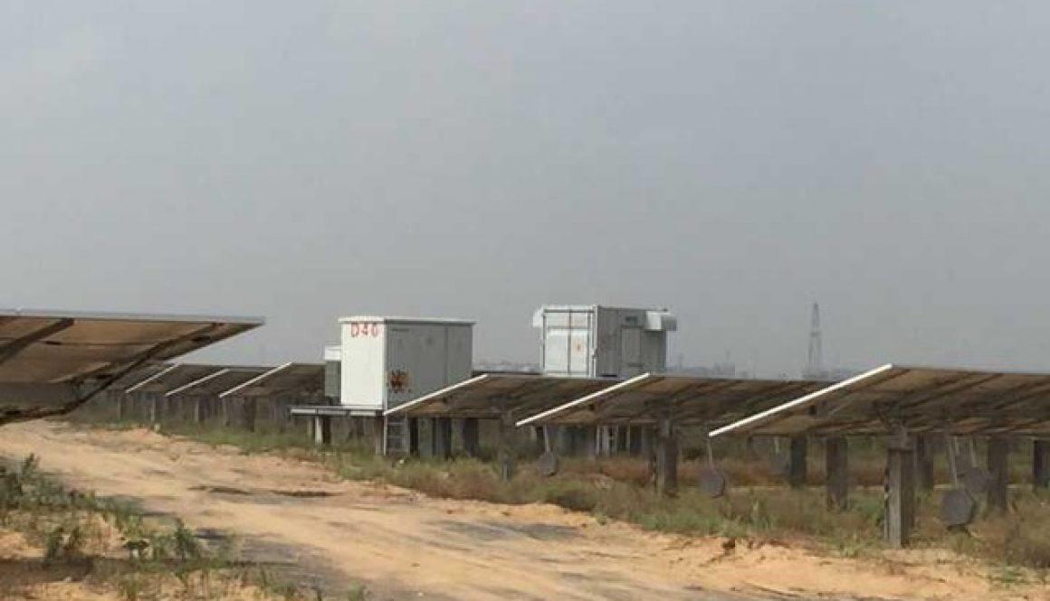 Projet 200MWc Longyuan China- power China Shanghai